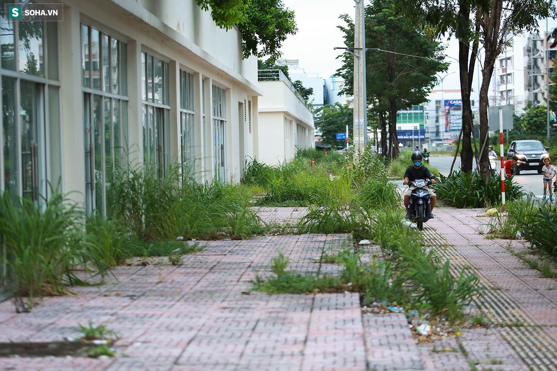 Toàn cảnh khu tái định cư đồ sộ ở TP.HCM có hàng nghìn căn hộ không ai ở, đang chờ bán đấu giá - Ảnh 15.