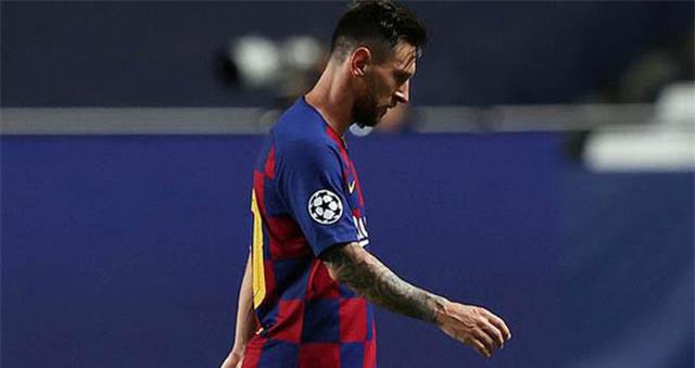 Messi tố bị chính Barcelona ép phải ra đi - Ảnh 1.