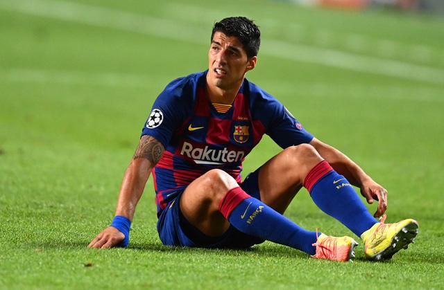 Luis Suarez lên tiếng về tin đồn chia tay Barcelona - Ảnh 1.