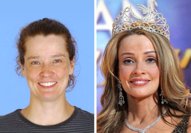 """Những màn """"vịt hóa thiên nga"""" đỉnh cao và thành công nhất trong các chương trình truyền hình thay đổi diện mạo cho phụ nữ - Ảnh 4."""