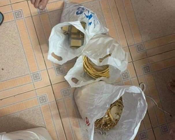 Gã thanh niên nhiều tiền án gây vụ trộm 350 cây vàng ở Sơn Tây trong đêm thế nào? - Ảnh 2.