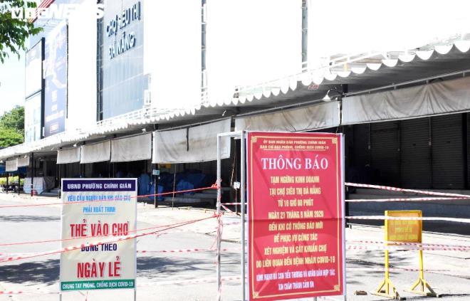 3 tiểu thương mắc COVID-19 ở Đà Nẵng tới nhiều chợ, cảng cá, liên tục gặp nhiều người, cách ly, xét nghiệm hơn 100 F1  - Ảnh 1.