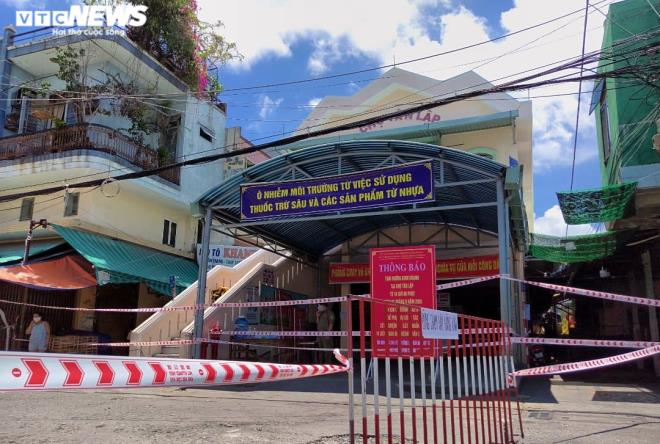 3 tiểu thương mắc COVID-19 ở Đà Nẵng tới nhiều chợ, cảng cá, liên tục gặp nhiều người, cách ly, xét nghiệm hơn 100 F1  - Ảnh 2.