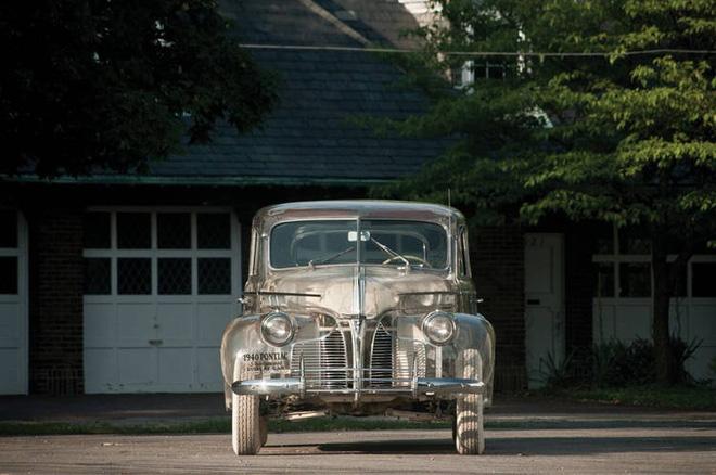 Pontiac Ghost Car: Chiếc ô tô trong suốt đầu tiên được sản xuất tại Mỹ với giá hơn 7 tỷ đồng - Ảnh 3.