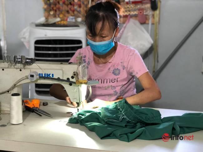 Phụ nữ Đà Nẵng bảo nhau may áo blouse hỗ trợ y bác sỹ chống dịch - Ảnh 4.