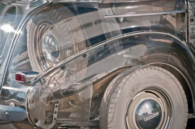 Pontiac Ghost Car: Chiếc ô tô trong suốt đầu tiên được sản xuất tại Mỹ với giá hơn 7 tỷ đồng - Ảnh 4.