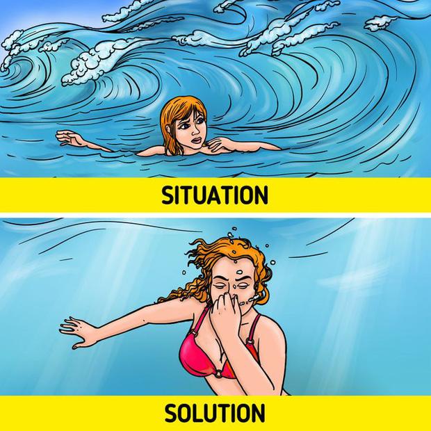 7 mối nguy kinh khủng nhất có khả năng khiến chúng ta phải bỏ mạng khi đi tắm biển, và cách để đảm bảo an toàn cho bạn - Ảnh 6.