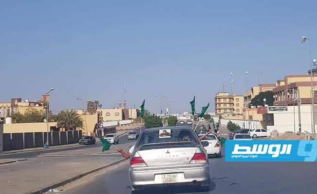 Libya nóng: Người dân xuống đường biểu tình, ủng hộ con trai ông Gaddafi tái xuất chính trường - Ảnh 2.