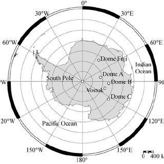 Nghiên cứu mới chỉ ra nơi ngắm sao hiệu quả nhất Trái Đất: Là ở điểm lạnh nhất hành tinh tại Nam Cực - Ảnh 2.