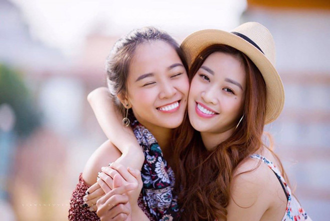 Danh tính gây bất ngờ về chị dâu xinh đẹp hoa hậu Khánh Vân - Ảnh 2.