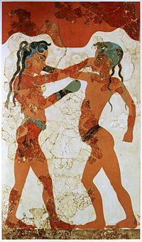 Môn võ tàn bạo & sàn đấu cổ xưa đầy chết chóc đến mức bị Hoàng đế La Mã cấm - Ảnh 1.