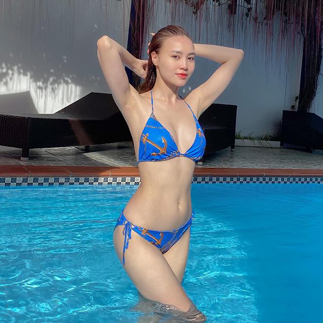 Ninh Dương Lan Ngọc tung ảnh bikini nóng bỏng - Ảnh 7.