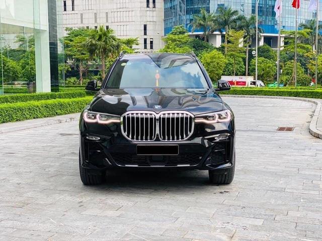 1 năm tuổi chạy 8.000km, hàng hiếm BMW X7 xuống giá rẻ hơn 1,6 tỷ đồng - Ảnh 2.