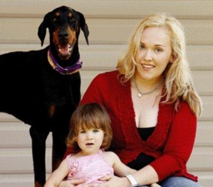 Thấy chú chó mới nuôi hung dữ ném con gái ra xa, người mẹ hoảng sợ tột độ nhưng khi biết sự tình liền mang ơn con vật suốt đời - Ảnh 4.