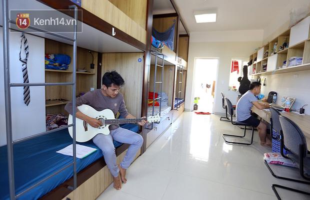 Những ký túc xá sinh viên sang xịn nhất Việt Nam, toàn chuẩn quốc tế, đầy dịch vụ tiện ích, nhưng giá cả ra sao? - Ảnh 19.