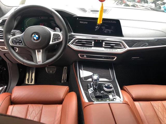 1 năm tuổi chạy 8.000km, hàng hiếm BMW X7 xuống giá rẻ hơn 1,6 tỷ đồng - Ảnh 3.