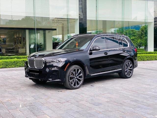 1 năm tuổi chạy 8.000km, hàng hiếm BMW X7 xuống giá rẻ hơn 1,6 tỷ đồng - Ảnh 5.