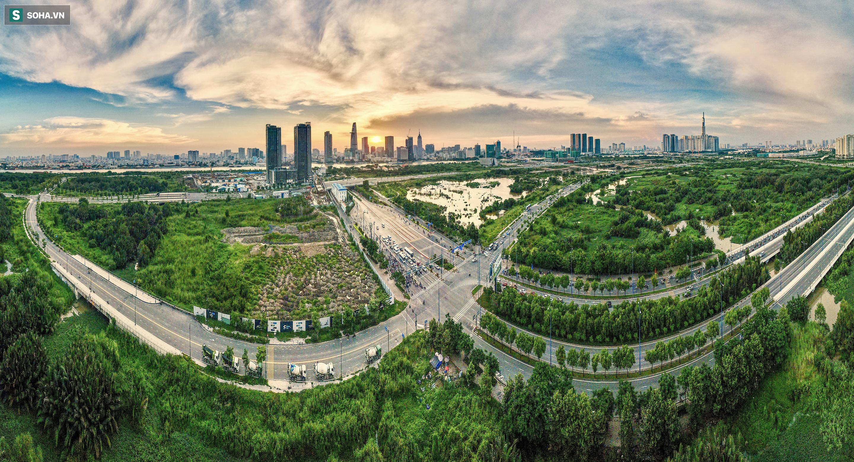 Ngắm thành phố Thủ Đức tương lai - đô thị có hạ tầng hiện đại bậc nhất TP.HCM - Ảnh 10.