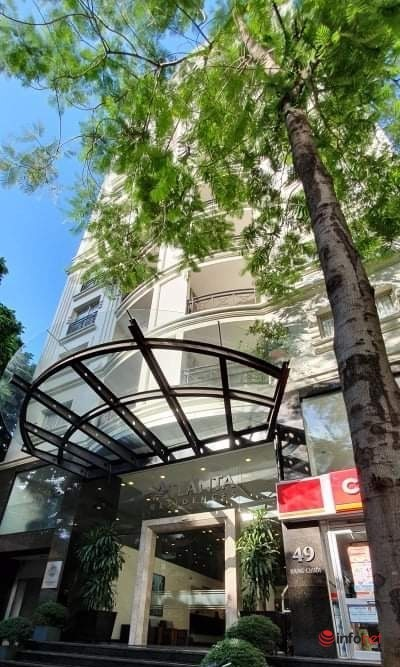 Hà Nội: Khách sạn hàng trăm tỷ rao bán, chủ lớn cũng cạn tiền ngủ đông - Ảnh 1.