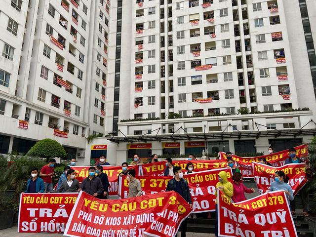 Quận nào của Hà Nội có nhiều chung cư om quỹ bảo trì nhất? - Ảnh 1.