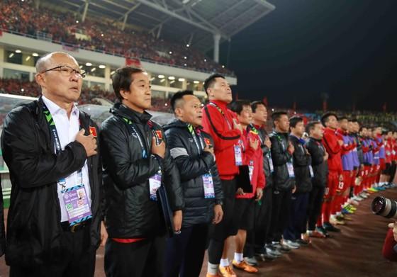 HLV Park Hang-seo vinh dự nhận Huân chương Lao động hạng Nhì - Ảnh 1.