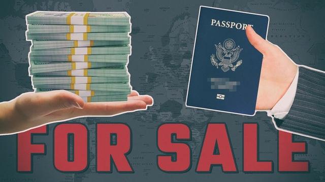 Hộ chiếu của nhiều quốc gia có thể mua bằng tiền, giá khởi điểm vài trăm triệu đến nhiều chục tỷ đồng - Ảnh 4.