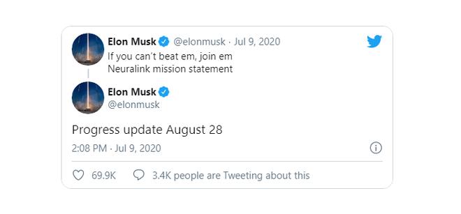 Neuralink và tham vọng cộng sinh với trí tuệ nhân tạo của Elon Musk - Ảnh 1.