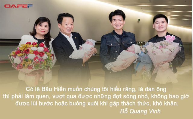 Từ tình yêu thương vô điều kiện đến bài học dạy con làm người, làm giàu của những ông bố nổi tiếng Việt Nam: Hãy đứng trên năng lực của chính mình! - Ảnh 4.