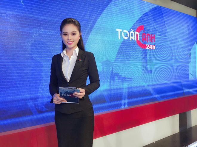 Điều ít biết về nữ MC xinh đẹp, dẫn thời sự trực tiếp trên VTV - Ảnh 7.