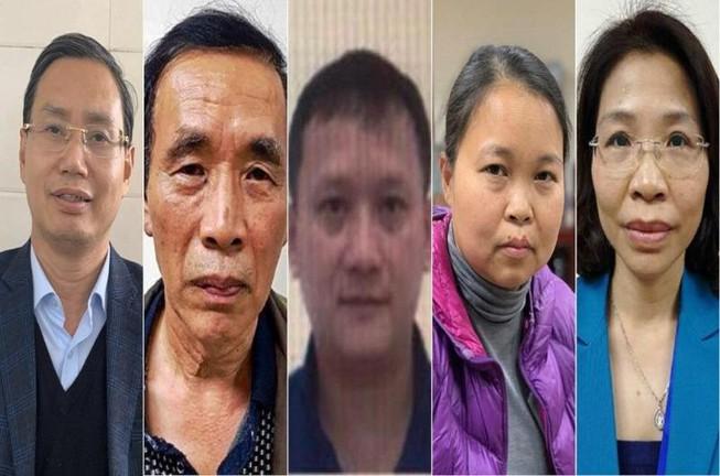 Những ai đã bị khởi tố, bắt giam trong 3 vụ án liên quan đến ông Nguyễn Đức Chung? - Ảnh 4.