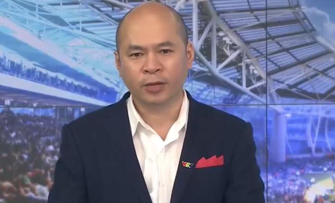 Biên tập viên VTV gây tranh cãi khi gọi CLB của Ronaldo là đội bóng mang màu áo của các tù nhân - Ảnh 1.