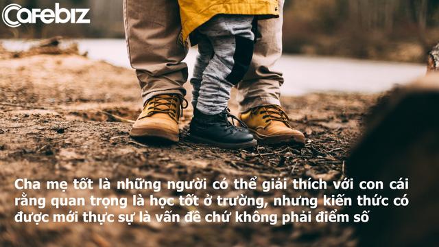 Nghề nghiệp của con bạn làm sau này sẽ quyết định chúng là ai khi bước ra đời: 3 phương pháp của cha mẹ bình thường dạy nên những đứa con ưu tú - Ảnh 4.
