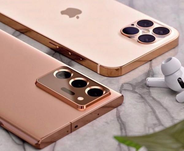 Nếu tin rò rỉ này về iPhone 12 là chính xác, thì Galaxy Note 20 sẽ tràn đầy cơ hội chiến thắng - Ảnh 1.