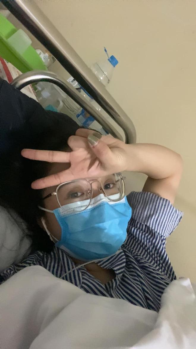 Cô gái Hải Phòng kể chuyện từng nằm viện vì triệu chứng tương tự nhiễm Covid-19: Còn khoẻ mạnh, còn tự tin là còn chủ quan! - ảnh 3