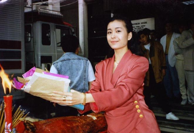 Tình duyên lận đận của Hoa hậu Hong Kong trở thành góa phụ chỉ 13 ngày sau đám cưới - Ảnh 6.
