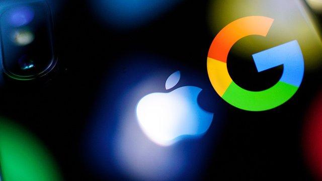 Apple sẵn sàng kết liễu Google trên iPhone - Ảnh 1.