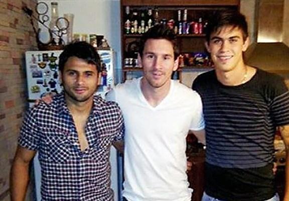 Anh họ Messi nhắc đến Man City; siêu hợp đồng trị giá nửa tỷ euro được tiết lộ - Ảnh 1.