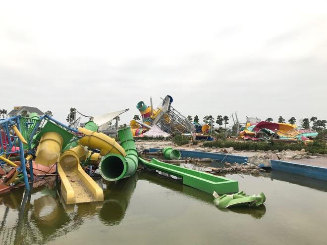 Hà Nội kết luận vụ cưỡng chế công viên nước Thanh Hà: Nhiều cán bộ quận Hà Đông dính sai phạm - Ảnh 1.
