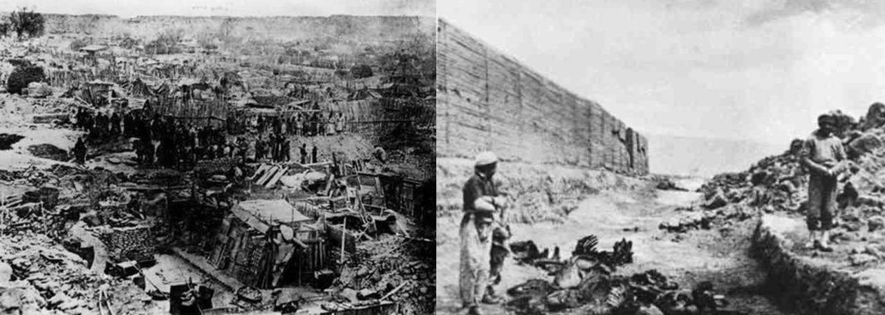 Thảm kịch 100 năm trước ở Trung Quốc: Sau đêm sinh tử, 1 hồ nước bất ngờ xuất hiện - Ảnh 2.