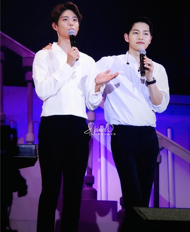 Park Bo Gum: Cậu bé mất mẹ gánh nợ 16 tỷ thành tài tử thị phi bất đắc dĩ, hết bị đồn yêu sao nữ U50 đến phá hoại gia đình Song Song - Ảnh 13.