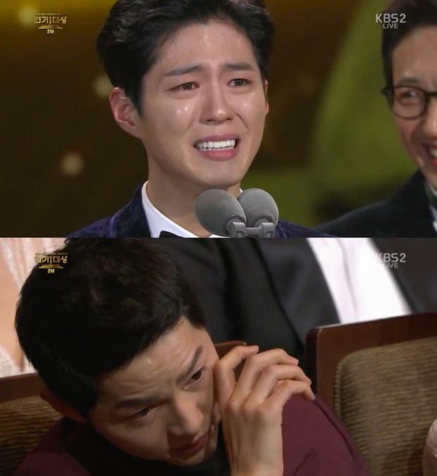 Park Bo Gum: Cậu bé mất mẹ gánh nợ 16 tỷ thành tài tử thị phi bất đắc dĩ, hết bị đồn yêu sao nữ U50 đến phá hoại gia đình Song Song - Ảnh 15.