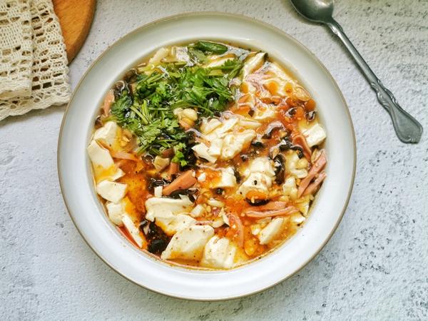 Bữa sáng nấu món súp này thì ngon - bổ - rẻ lại còn nhanh dễ bất ngờ - Ảnh 6.