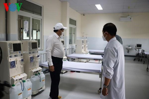 BN 426 tử vong vì suy thận mạn giai đoạn cuối và mắc COVID-19, nước ta có 7 bệnh nhân tử vong; Hai phụ nữ mang thai đầu tiên mắc COVID-19, Bộ Y tế điều thêm người hỗ trợ - Ảnh 2.