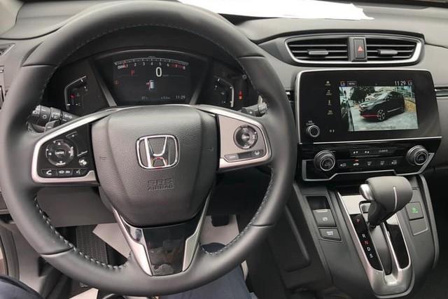 Vừa về đại lý, Honda CR-V 2020 đã được ưu đãi gần trăm triệu, đáp trả Mazda CX-5, đe nẹt Toyota Corolla Cross sắp ra mắt - Ảnh 3.
