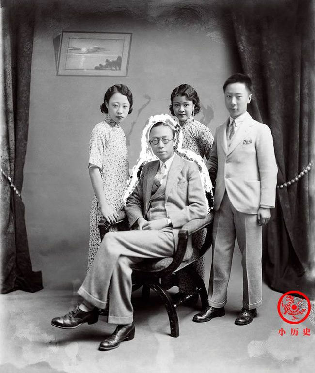 Loạt ảnh khắc họa toàn bộ cuộc sống của gia đình Hoàng đế nhà Thanh cuối cùng: 3 thế hệ cùng sống dưới 1 mái nhà và những câu chuyện ít người biết - Ảnh 9.