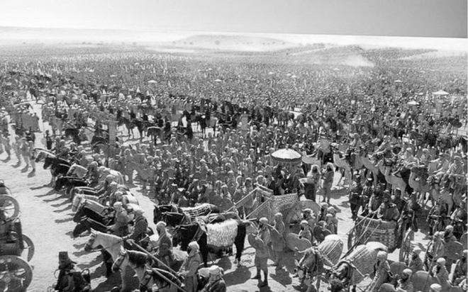 Đế chế Ba Tư thứ nhất - Từ bộ lạc bé nhỏ đến Đế chế hùng mạnh - Ảnh 7.