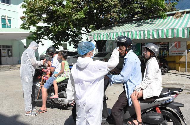 Hai bệnh nhân COVID-19 ở Quảng Nam đã đi đâu, tiếp xúc với ai? - Ảnh 1.