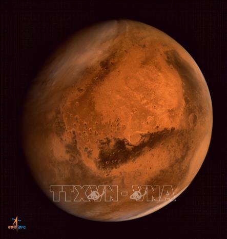 Những dòng sông băng có thể đã kiến tạo mạng lưới thung lũng trên sao Hỏa - Ảnh 1.
