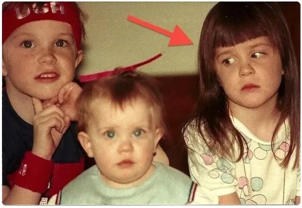 Cười đau ruột khi xem các bức ảnh chụp anh chị em một nhà: Kiểu gì cũng có một nhân vật phá hỏng khuôn hình - Ảnh 2.