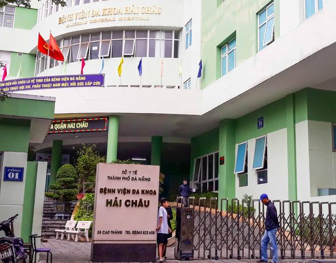 Đà Nẵng phong tỏa, cách ly y tế Bệnh viện Đa khoa Hải Châu; Hà Nội tìm 7 hành khách đi cùng xe khách với bệnh nhân Covid-19 số 620 - Ảnh 1.